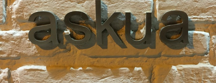 Askua Restaurante is one of Soy un sibarita ^^.