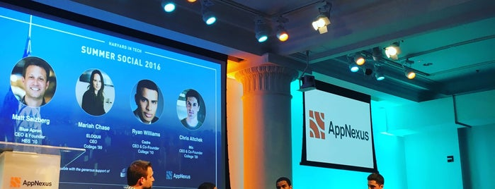 AppNexus is one of Awesome NYC Startups.