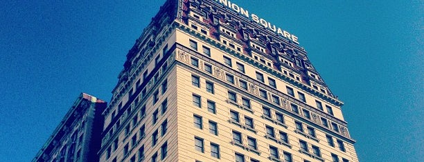 W New York - Union Square is one of CBS Recommended.