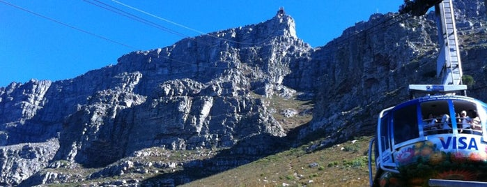 Table Mountain National Park is one of all time in america.