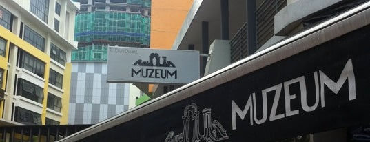 Muzeum Restaurant & Bar is one of Must-visit Nightlife Spots in Kuala Lumpur.