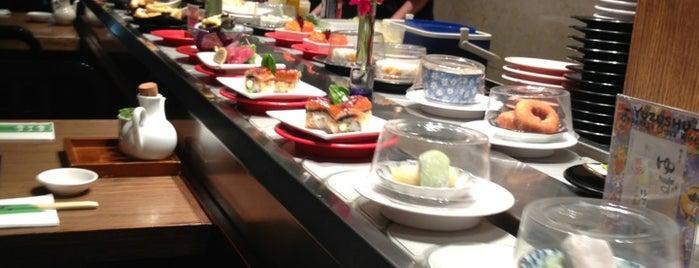 Sakura Kaiten Sushi is one of Japanese Spoils Around The World.