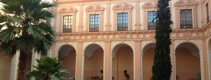 Conservatorio Superior de Sevilla is one of Intra - Conventus (Conventos Intramuros Sevilla).