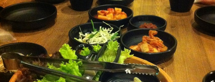 Dae Jang Kum 大長今 is one of Sydney Late Night Food.