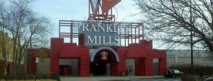 Philadelphia Mills is one of Real Housewife Badge.