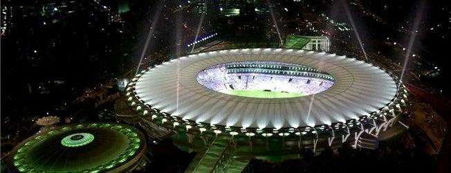 Mário Filho (Maracanã) Stadium is one of Estádios do Rio de Janeiro.