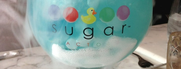 Sugar Factory is one of Vegas To-Do.