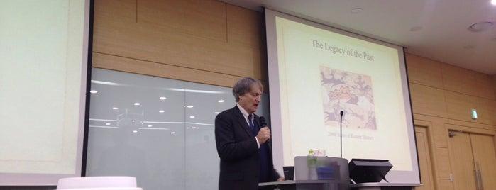 서울대학교 59동 LG경영관 (Seoul Nat'l University - LG Management System) is one of Seoul Natl Univ.