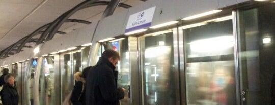 Métro Bercy [6,14] is one of Stations de metro a Paris.
