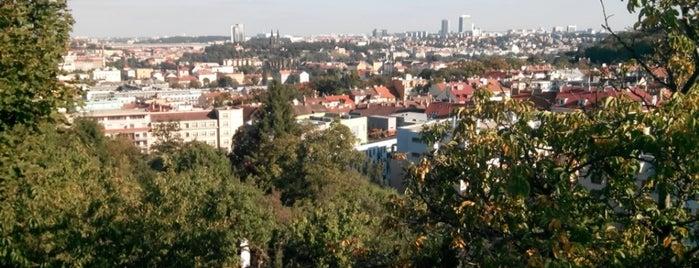 TJ Sokol I. Smíchov (letní cvičiště Mrázovka) is one of Gardens, Parks and Forests in Prague.