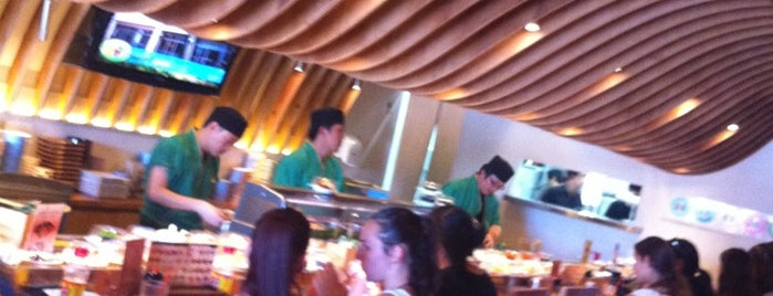 Sushi Train is one of Sydney Eatables.