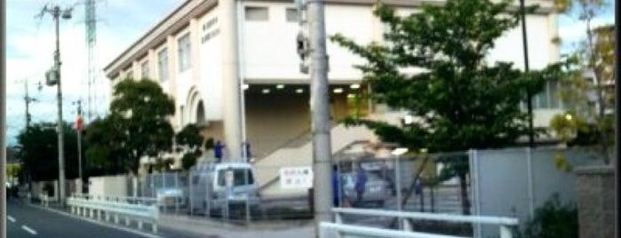創価学会 東淀川文化会館 is one of 創価学会 Sōka Gakkai.