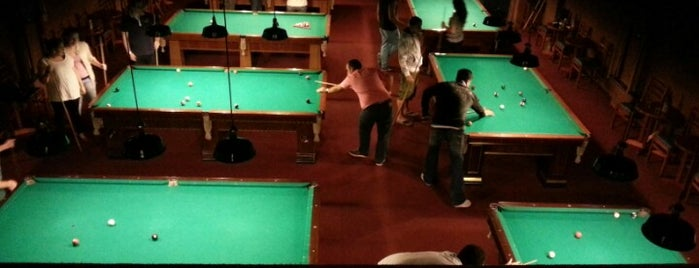 Atlanta Snooker Bar is one of Sinuca.