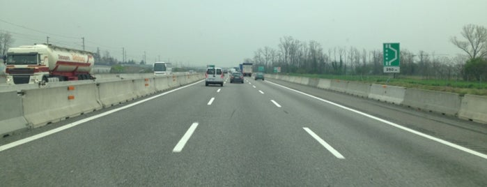 A4 - A50 Milano-Torino-T.Ovest is one of A4 Autostrada Torino - Trieste.