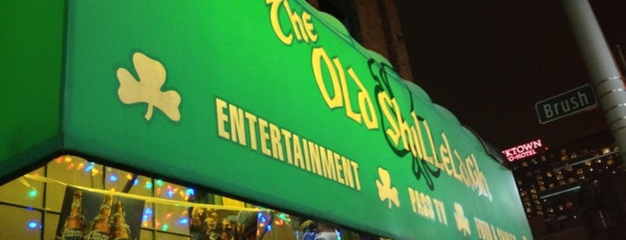 The Old Shillelagh is one of Top Local Bars for Red Wings fans.