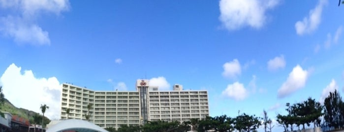 Renaissance Resort Okinawa is one of Ren.