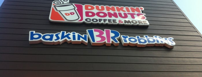 Dunkin Donuts is one of Creative Innovations Cause Related Advertising.