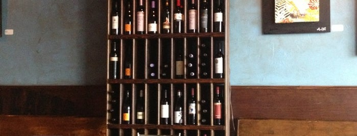 Oporto Wine Cafe is one of Houston Favorites.