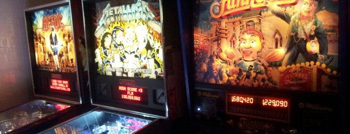 Two-Bits Retro Arcade is one of Ultimate NYC Nerd List.