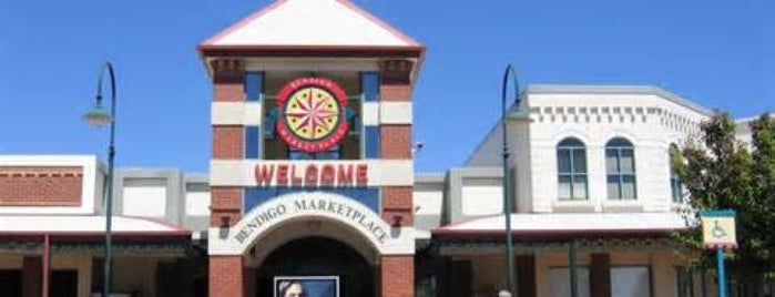 Bendigo Market Place is one of Places to go.