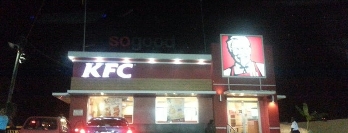 KFC is one of Guide to Kingston's best spots.