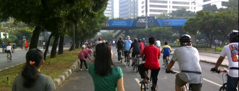 Jalan Jenderal Sudirman is one of My list.