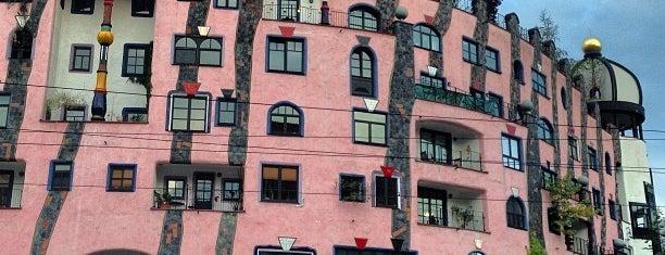 Grüne Zitadelle (Hundertwasserhaus) is one of MDverzaubert.