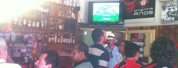 Bar do Toninho (Mercearia Stela) is one of Curitiba Old School.