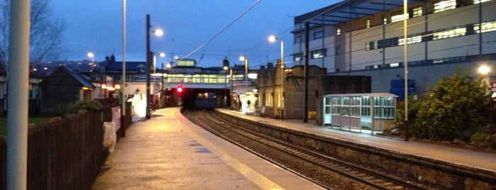 Keighley Railway Station (KEI) is one of East Coast Network.