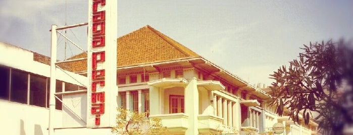 Braga Permai - Maison Bogerijen is one of Food Spots @Bandung.