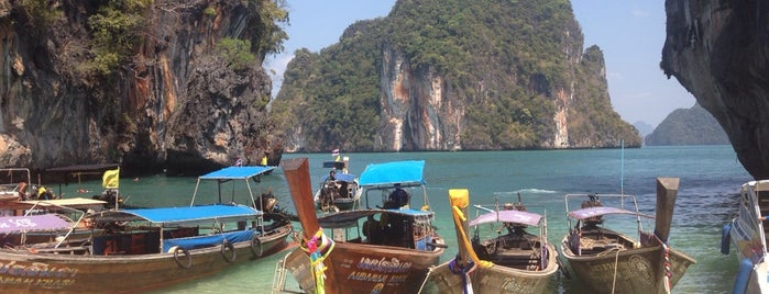 Lao Lading Island is one of Origin Destiny.
