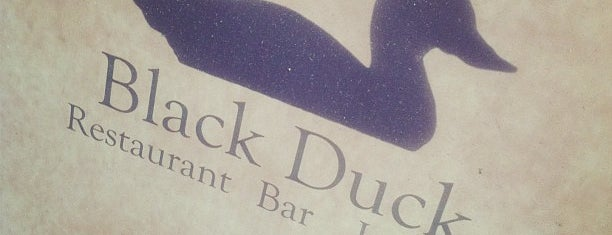 Black Duck is one of Brunch & Lunch NYC.