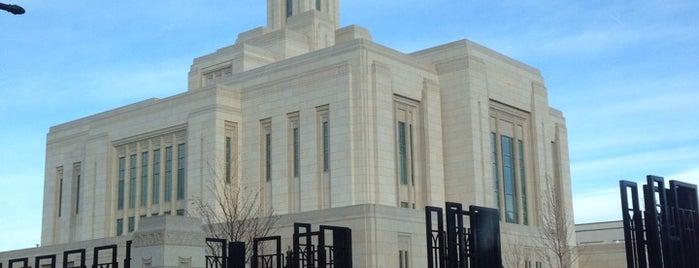 Ogden Utah Temple is one of Utah LDS (Mormon) Temples.