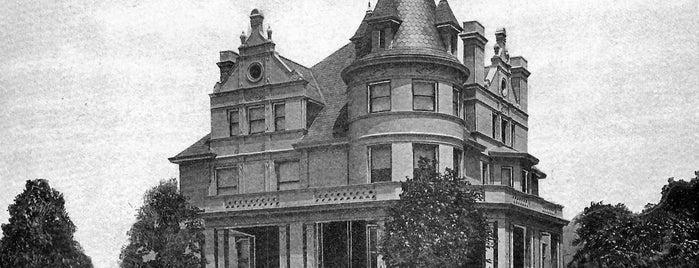Boss Cox Residence is one of Surviving Historic Buildings in Cincinnati.