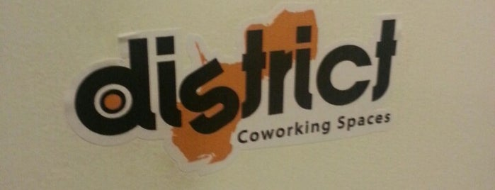 The District - Egypt is one of Egypt Coworking Spaces.