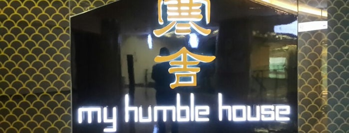My Humble House is one of Culiner.