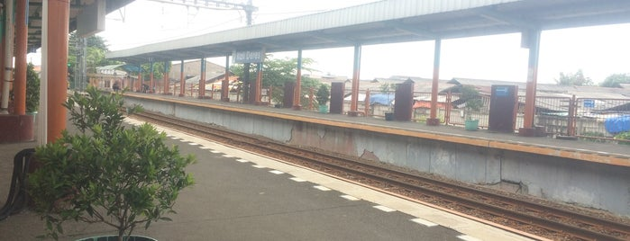 Stasiun Kalideres is one of All-time favorites in Indonesia.