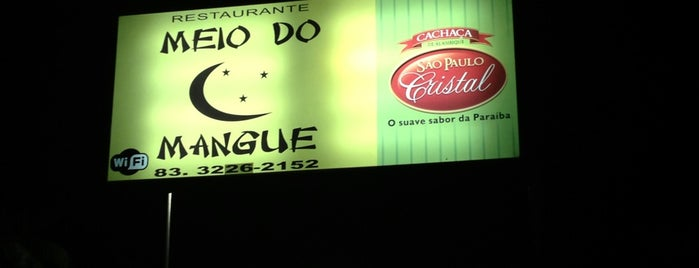 Meio do Mangue is one of Do meu agrado..