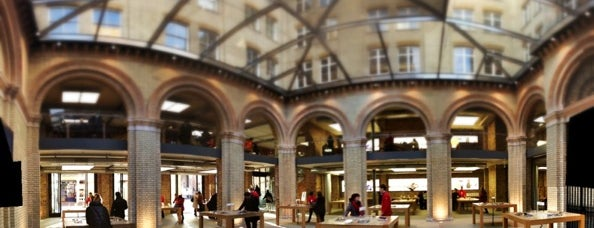 Apple Covent Garden is one of London.