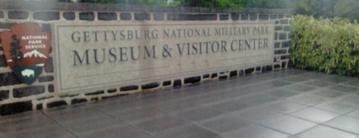 Gettysburg National Military Park Museum and Visitor Center is one of Family trips.