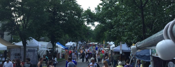 Corn Hill Arts Festival is one of The Rochestarian's Bucket List #ROC.