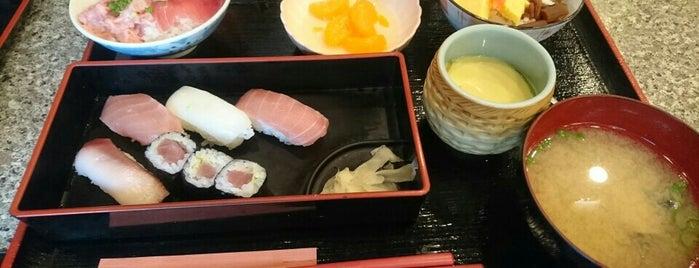 秀吉 桜木町店 寿司海鮮茶屋 is one of 飲食店.
