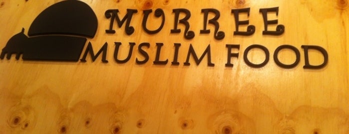 MURREE is one of Itaewon food.