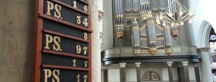 Oude Kerk is one of Brandon's Tips.