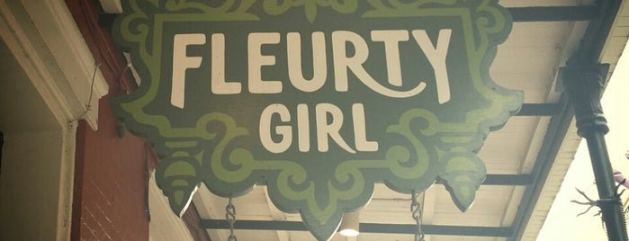 Fleurty Girl Store is one of Guide to New Orleans's best spots.