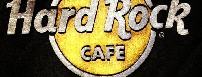 Hard Rock Cafe Chicago is one of HARD ROCK CAFE'S.
