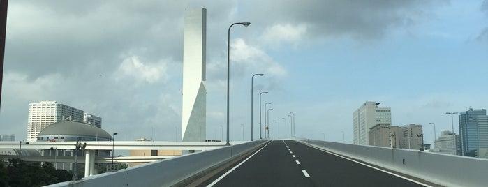 首都高 有明JCT is one of 高速道路.