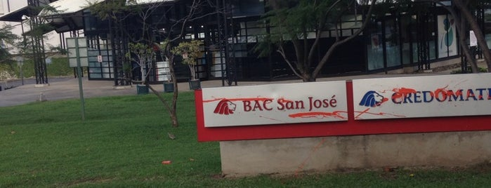 BAC San José is one of SAN JOSE CR.