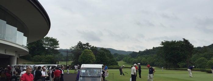 笠間カントリークラブ is one of ゴルフ場(茨城).