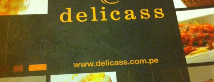 Delicass is one of Restaurantes y afines.